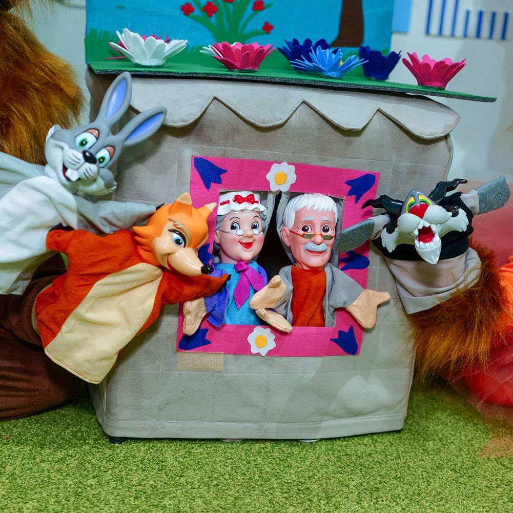 Аниматоры Кукольная сказка