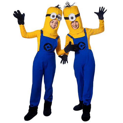 Аниматоры Миньоны