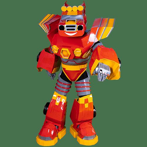 Робот Вспыш